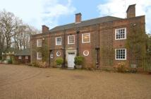 Detached house in Valley End, Chobham...