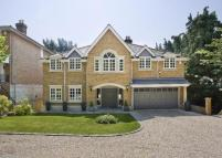 Detached home to rent in Knowle Hill...