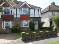 semi detached home to rent in Mackie Ave, Brighton...