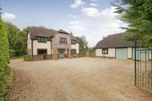 Detached property in Goodworth Clatford...