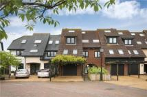Terraced house for sale in Astra Court, Hythe...