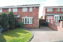 2 bedroom semi detached property in Midhill Drive, Oldbury...