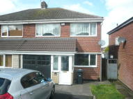 semi detached house to rent in Westminster Close, Dudley