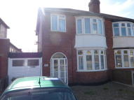 Dibdale Road semi detached property to rent
