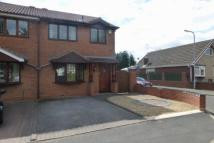 3 bedroom semi detached property to rent in Queens Road, Tipton