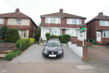 semi detached house for sale in Elm Terrace, Tividale...