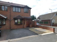 1 bed semi detached property to rent in Queens Road, Tipton