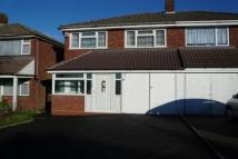 Spring Parklands semi detached property to rent