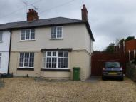 Church Street semi detached house to rent