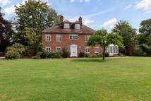 Detached house in Coopers Hill Lane...