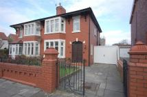 3 bed semi detached home to rent in Dunmail Avenue Blackpool