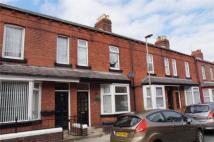 Terraced property in Moorland Road...