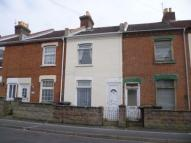 Terraced property in Queens Road, Gosport