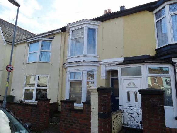 3 Bedroom Terraced House For Sale In Queens Road North End Portsmouth Po2