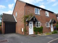 2 bed semi detached home in Chase Farm Close...