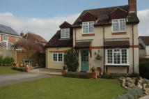 Detached property in Siskin Close...