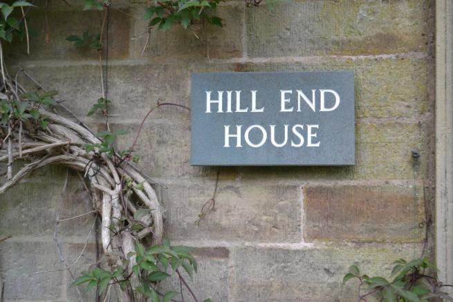 Hill End House