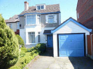 4 bedroom semi detached home for sale in Gorsehill Road, Wallasey...