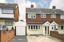 3 bedroom semi detached house in 8 Railway Lane Chase...