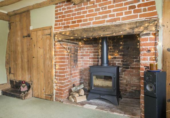 Myrtle Cottage firep