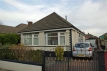 Detached Bungalow for sale in Derwent Drive, Litherland