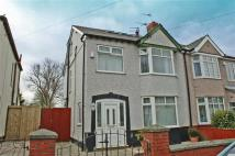 4 bed semi detached home in Stanley Park Litherland
