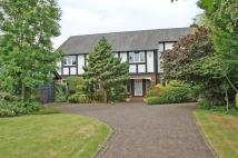 Detached home for sale in Poplar Avenue, Moor Park...