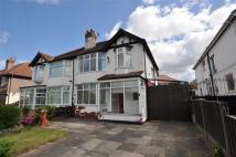 semi detached property for sale in Fernhill Road, Bootle