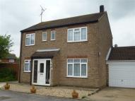 Detached home for sale in Capel Close...