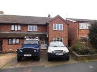 4 bed semi detached home in Addington Road...