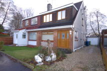 3 bedroom semi detached house in Hilton Terrace...