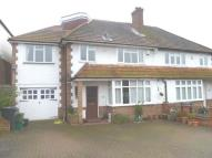 semi detached house in Littleheath Road...