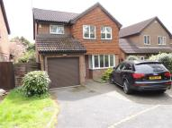 4 bed Detached house in Copping Close, Park Hill...
