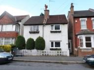 Terraced property in Purley Vale, Purley, CR8