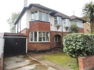 semi detached house to rent in Ravenswood Road, Croydon...