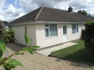 Glebe Close Semi-Detached Bungalow for sale