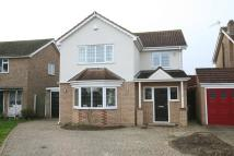 4 bed Detached house for sale in Kettlebury Way, Ongar...