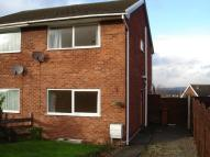 2 bed semi detached property to rent in Afon View, Connah's Quay...