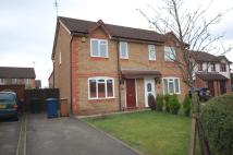 semi detached home in Capeland Close, Saltney...