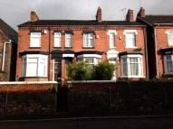 Terraced property in Liverpool Road...