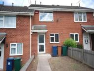 Terraced house in Mercer Way, Saltney,