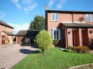 2 bed End of Terrace property in Barnston Court, Farndon...