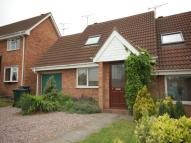 2 bed semi detached home to rent in Speedwell Close...