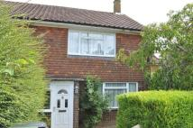 End of Terrace house to rent in Hornbeam, Burwash...