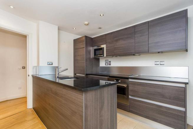 Belvoir House - kitchen
