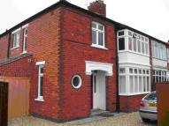 semi detached home in Holden Crescent, Newark...