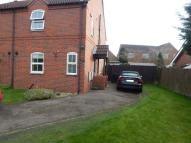 semi detached house to rent in Costa Row, NG23