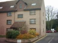 Studio flat in Church Walk, Bourne, PE10