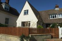 semi detached home in Broadway, Totland Bay