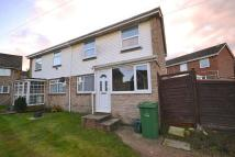 School Crescent semi detached house to rent